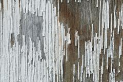 peeling paint texture - stock photo