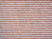 Stock Photo of background of red brick wall texture