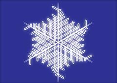 Snowflake Stock Illustration