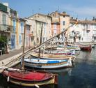 Stock Photo of martigues (provence, france)