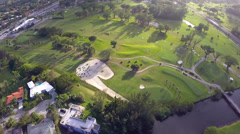 Golf Club NMB Stock Footage
