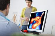 Stock Photo of gastroenterology consultation