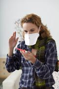 Prevention, mask Stock Photos