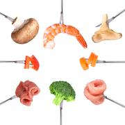 Stock Photo of Different ingredients for cooking
