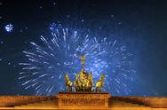Stock Photo of Brandenburg Gate, berlin