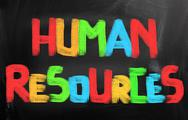 Stock Photo of human resources concept