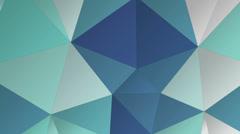 Triangulation Background Stock Footage