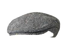 Driving Hat With A Clipping Path - stock photo