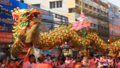 Chinese New Year 2014 Stock Footage