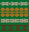 Stock Illustration of celtic embellishments and ornaments