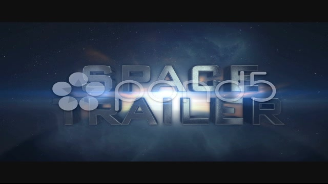 After Effects Project - Pond5 Space Trailer Unlimited 34760267
