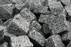 build stone - stock photo