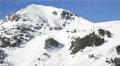 Mountain ski resort Grau Roig, Andorra. Footage