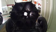 Military Laasti 2.7K Arkistovideo