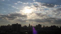 São Paulo City View 12 - Timelapse Stock Footage