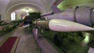 Stock Video Footage of Ballistic missile 2.7K