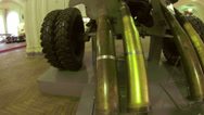 Stock Video Footage of Artillery shells 2.7K