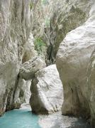 Saklikent gorge fethiye turkey Stock Photos