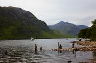 Stock Photo of loch shiel