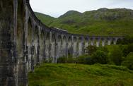 Stock Photo of glenfinnan viaduct