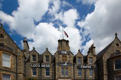 Loch ness centre Stock Photos