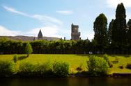 Stock Photo of fort augustus abbey