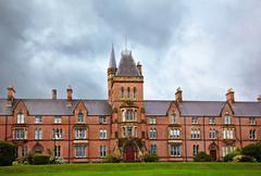Queen's university of belfast Stock Photos