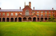 Stock Photo of queen's university of belfast