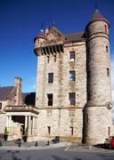 belfast castle - stock photo