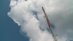 TV Tower Stock Footage