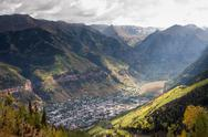 Stock Photo of Telluride, Colorado