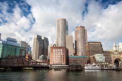 Stock Photo of Boston, Massachusetts