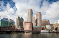 Stock Photo of Boston, Massachusetts