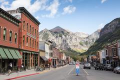 Telluride, Colorado Stock Photos