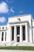 Federal Reserve Bank, Washington, DC - stock photo