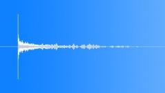 Thin Metallic Hit Sound Sound Effect