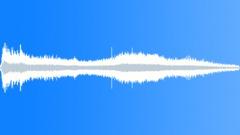 Geyser Erupting 1 - sound effect