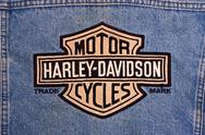 Stock Photo of harley logo