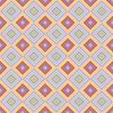 Stock Illustration of seamless geometric pattern with rhombus