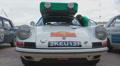 Porsche 911 classic 1963 driver inside, vintage model retro HD Footage