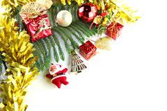 image of ideas in christmas and new year day. - stock photo