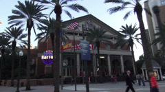 Harrah Hotel and Casino New Orleans Stock Footage