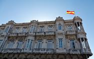 Stock Photo of spanish embassy