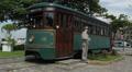 Brazilian Heritage Tramway System. Santos, Sao Paulo, Brazil. 38 Footage