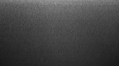 Static Noise tv Stock Footage