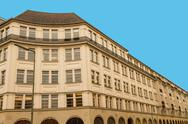 Stock Photo of berlin facade
