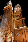 our lady of guadalupe church - stock photo