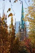 spire - stock photo