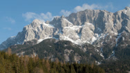 Stock Video Footage of Zugspitze