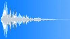 Underwater rumble deploy Sound Effect